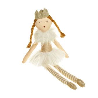 Pupazzo bambola principessa