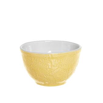 Ciotola in ceramica con decorazione
