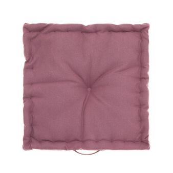 Cuscino in puro cotone bordo alto