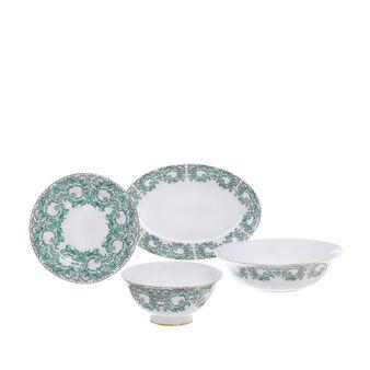 Linea tavola floreale in new bone china