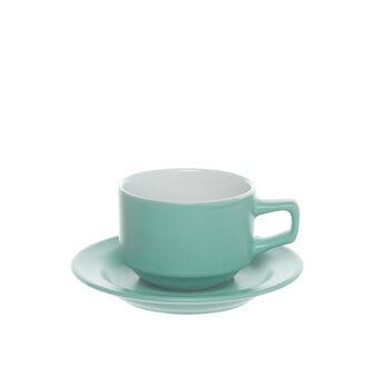 Tazza tè stoneware