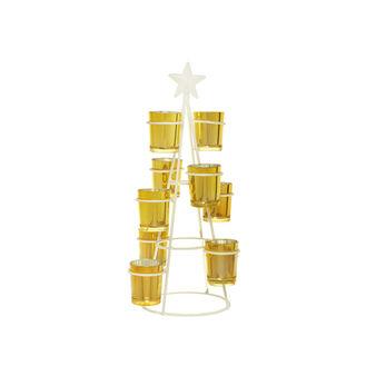 Candeliere albero di Natale in metallo
