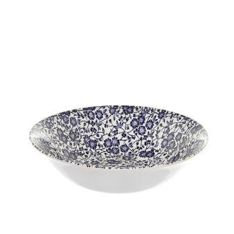 Insalatiera in ceramica decorazione floreale Victoria