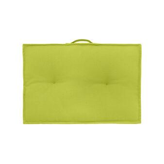 Cuscino mattress rettangolare cotone con manico
