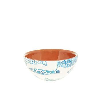 Coppetta ceramica portoghese pesci