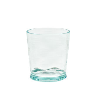 Bicchiere martellato plastica