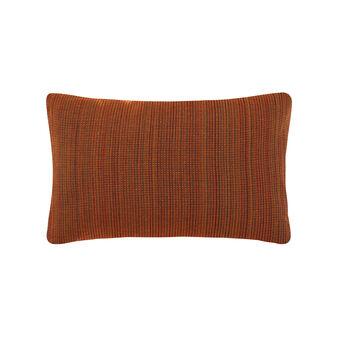 Cuscino rettangolare jacquard