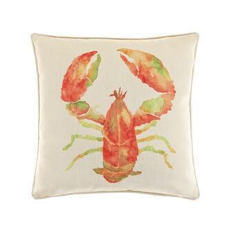 Cuscino stampa aragosta