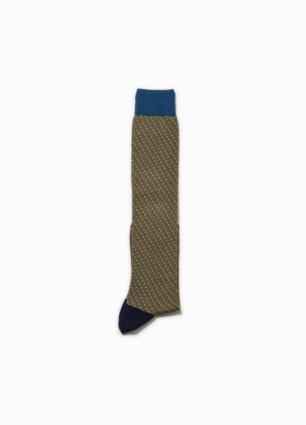 Rumford long socks with lurex | OVS