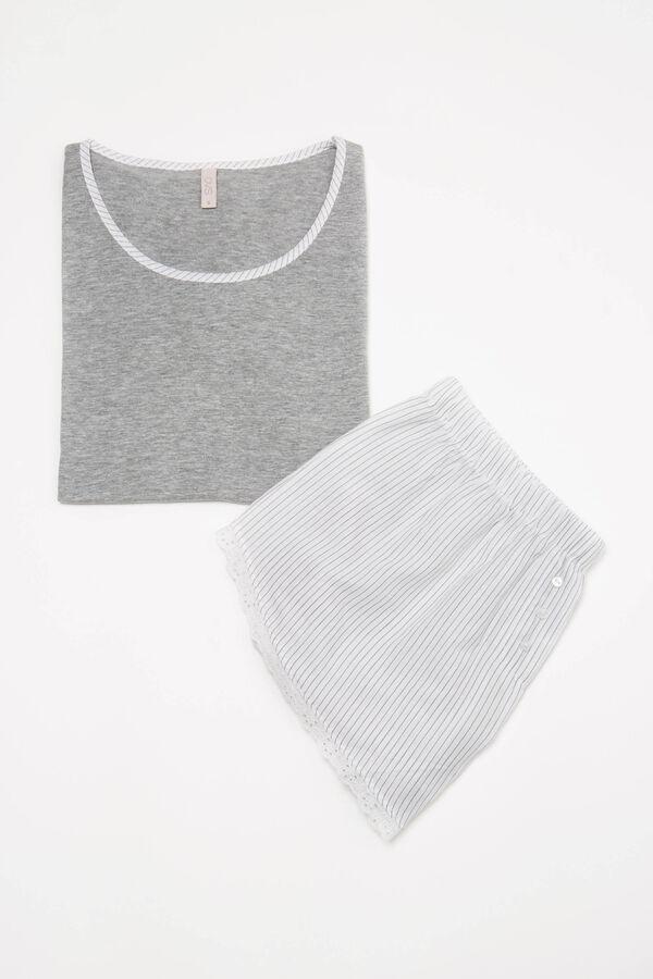 Striped pyjamas in 100% cotton | OVS