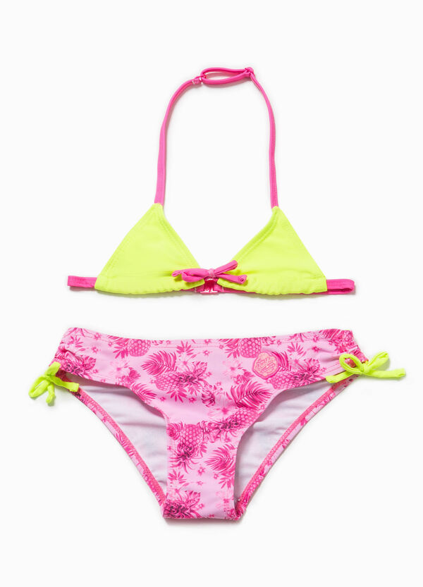 Fruit pattern bikini by Maui and Sons | OVS