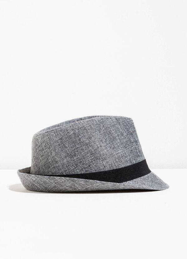 Cappello a falda larga con fascia | OVS