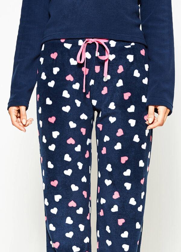 Pantaloni pigiama stampa all-over   OVS
