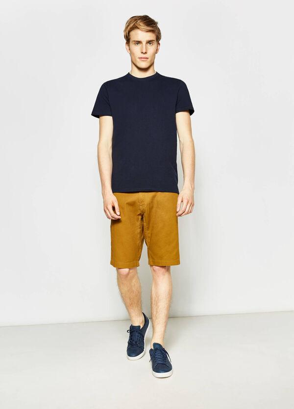 Regular-fit Bermuda shorts with zip | OVS