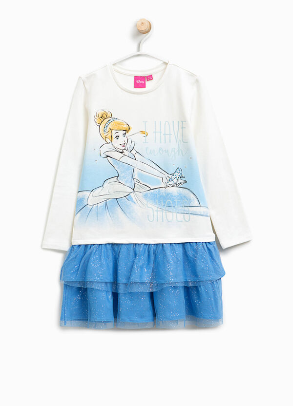 Dress with Cinderella print | OVS