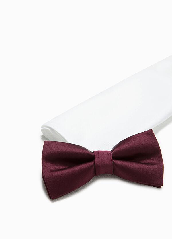 Bow tie and pocket handkerchief set | OVS