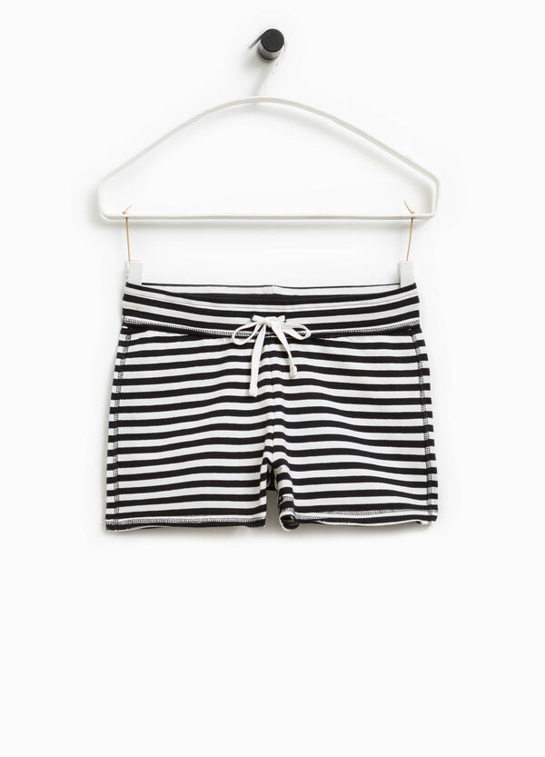 Smart Basic stretch striped shorts | OVS