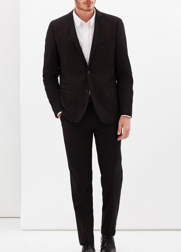 Plain stretch jacket | OVS