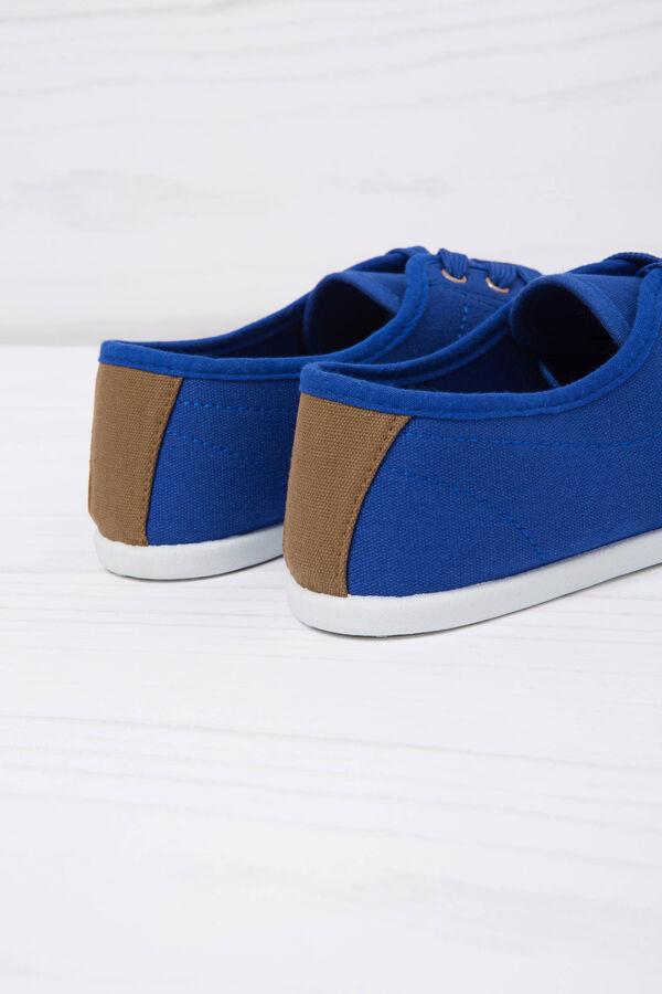 Sneakers basse con lacci   OVS