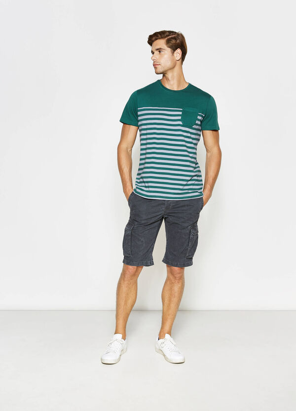 Bermuda chino regular fit cotone | OVS