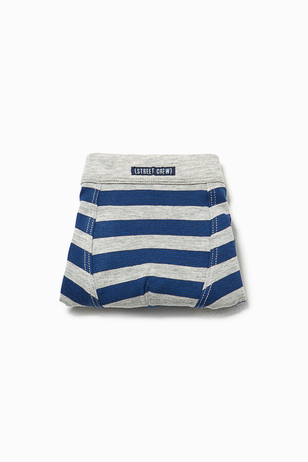 Striped boxers in organic cotton | OVS
