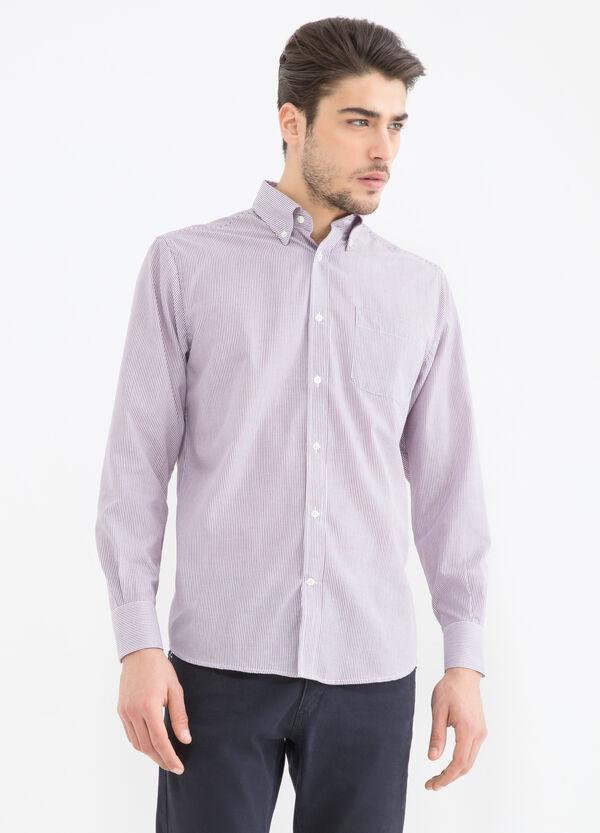 Regular-fit striped shirt | OVS