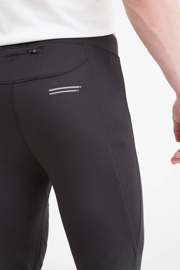 Pantaloni sportivi stretch tasca con zip | OVS