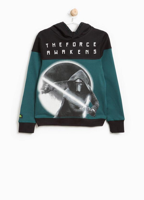 Felpa in cotone Star Wars bicolore | OVS