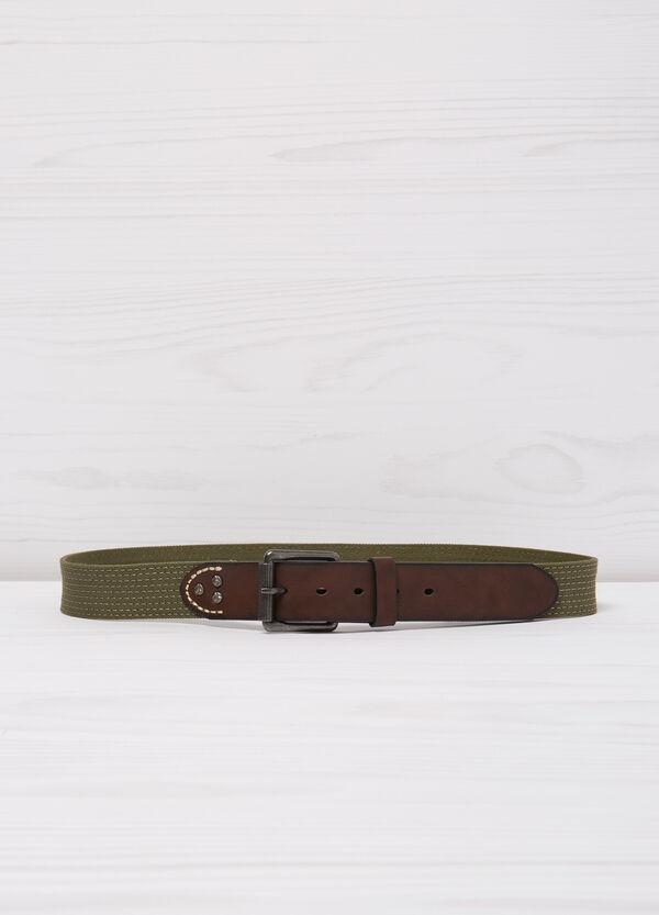 Cintura inserti similpelle | OVS