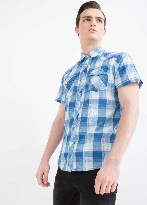 Camicia cotone tartan G&H   OVS