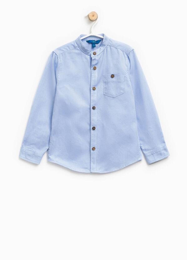 Camicia in puro cotone | OVS