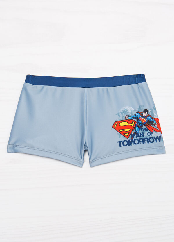 Superman stretch swim boxer shorts   OVS