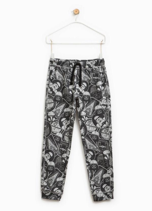 Pantaloni in cotone fantasia Star Wars | OVS