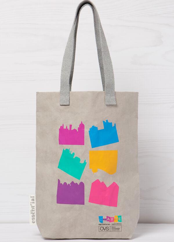 Shopping bag Essent'ial per Kids Creative Lab | OVS