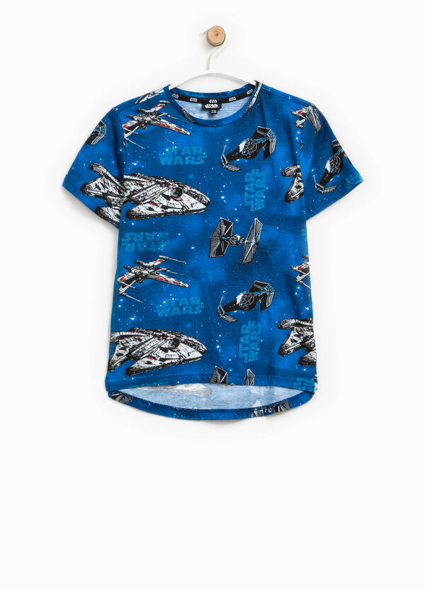 Camiseta con estampado de Star Wars | OVS