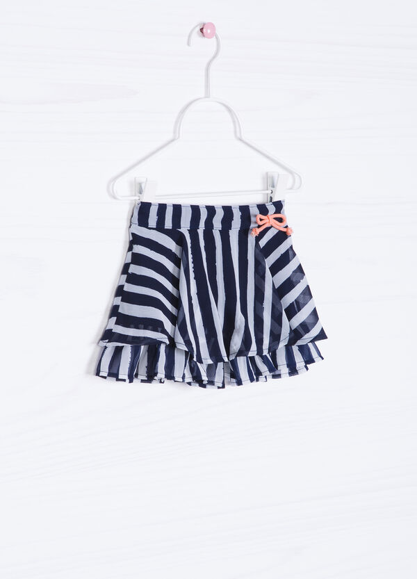 Striped culottes   OVS