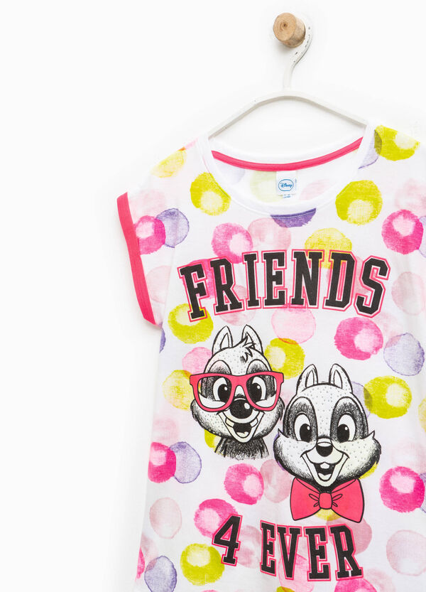 T-shirt fantasia stampa Cip & Ciop   OVS