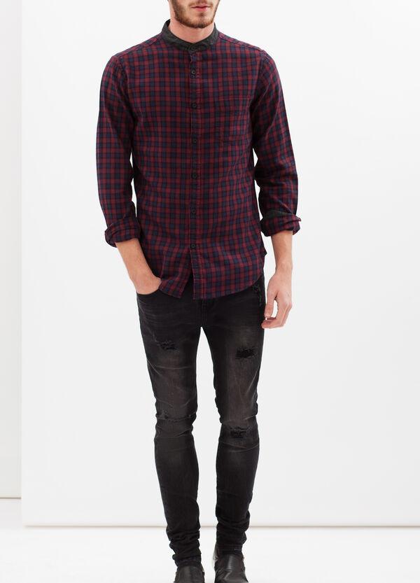 Camicia cotone quadri G&H   OVS