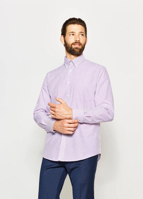 Camicia formale regular fit rigata | OVS