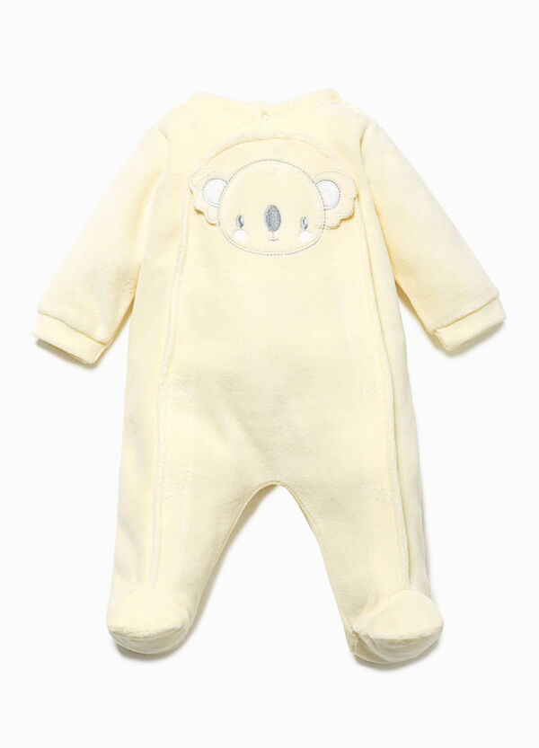 Onesie with animal patch | OVS