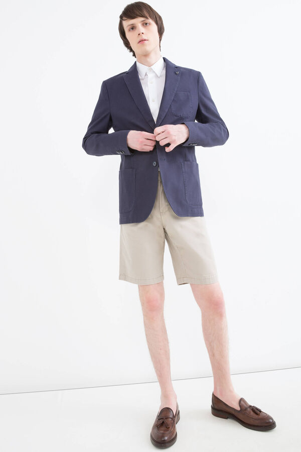Stretch cotton jacket | OVS