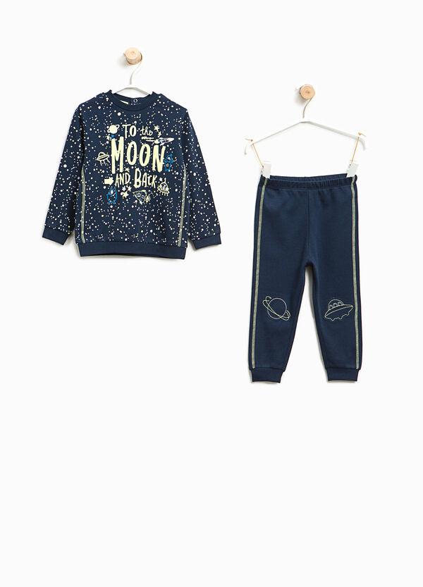 Better Cotton pyjamas in patterned cotton | OVS