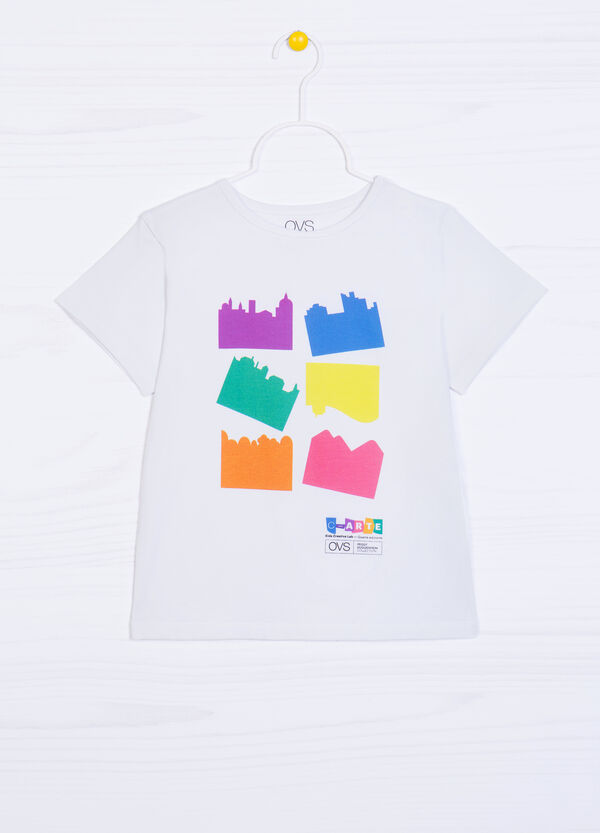 T-shirt Special Edition - Kids Creative Lab | OVS