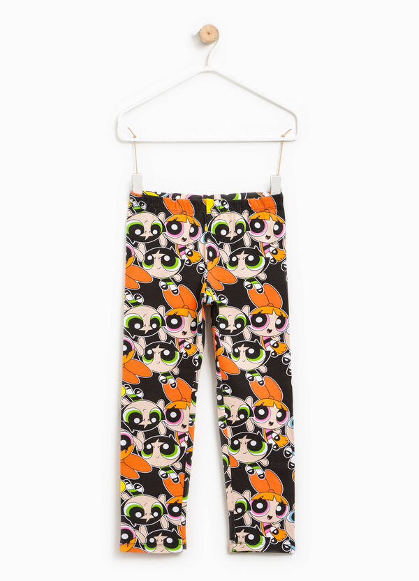 Leggings stretch The Powerpuff Girls | OVS