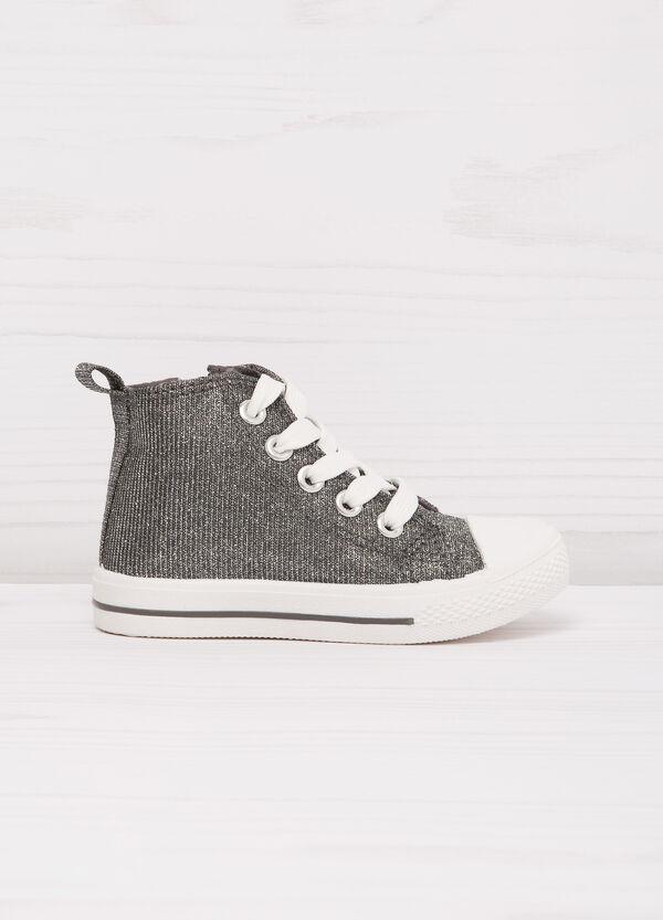 Sneakers alte con zip | OVS
