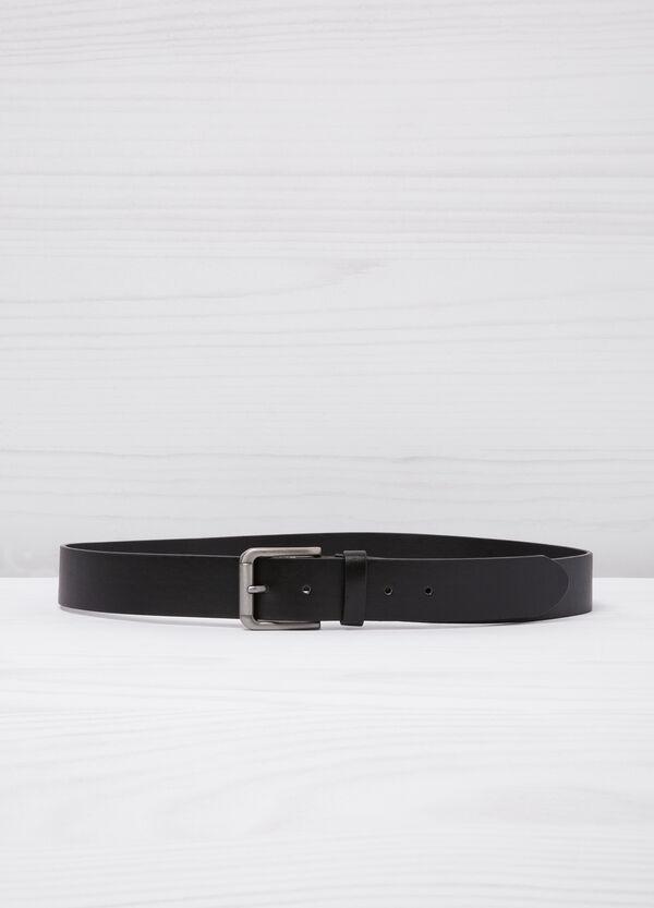 Cintura in similpelle liscia | OVS
