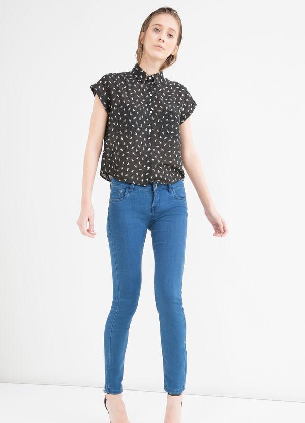 Slim-fit stretch jeans | OVS