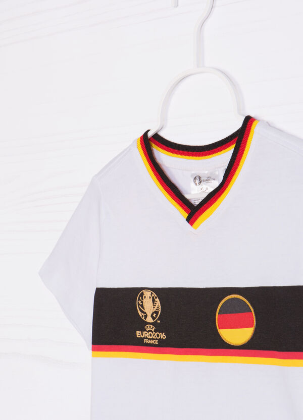 Outfit with UEFA Euro 2016 print   OVS