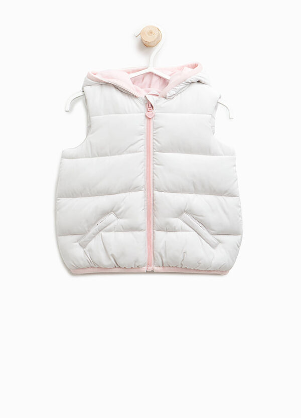 Edged padded gilet | OVS