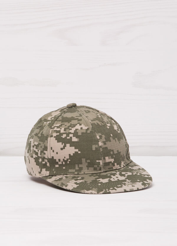 Cappello baseball cotone fantasia | OVS